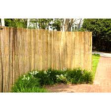 interior pretty easy bamboo fence roll ideas modern backyard
