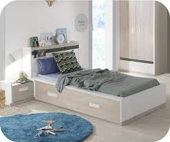 chambre enfant bois massif lit enfant blanc garcon urbantrott com