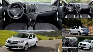 dacia logan all years and modifications with reviews msrp