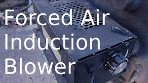 diy wood boiler forced air induction youtube