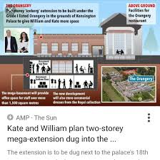 kensington palace floor plan the sun apologies on twitter