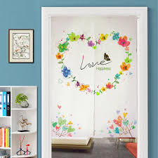 Japanese Room Dividers by Aliexpress Com Buy Sewcrane Flower Wreath Text With Love