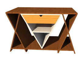X Side Table X Side Table Diy Modern Furniture