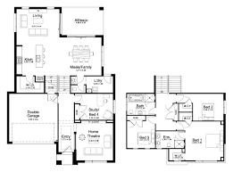 new home floorplans lakeview 29 5 split level floorplan by kurmond homes new