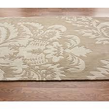 Overstock Com Home Decor Overstock Com Nuloom Handmade Pino Damask Beige Rug 7 U00276 X 9 U00276