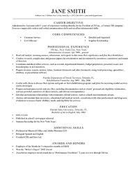 Sample Resume For All Types Of Jobs by How To Write A Career Objective On A Resume Resume Genius