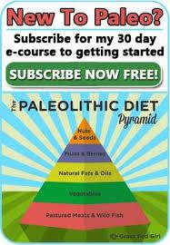 paleo diet food list grass fed