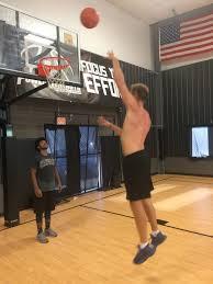boys high basketball pre season training program