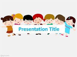 ppt templates for kids children ppt template powerpoint templates