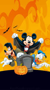 iphone halloween background pumpkin disney halloween wallpapers iphone u2013 festival collections