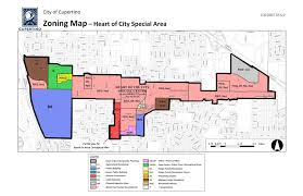 San Diego County Zoning Map by Mixed Use Zone U003d Almost Every Commercial Office Space In Cupertino