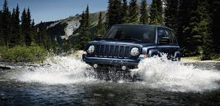 jeep patriot road parts 2017 jeep patriot trail capability features