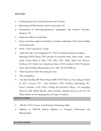 Sample Resume For Hardware And Networking For Fresher by Network Engineer Resume 3 Gregory L Pittman Ip Network Engineer
