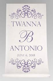 aisle runners for weddings wedding aisle runners david s bridal