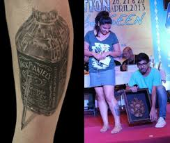 best and famous for press and celebrity tattoos studio in mumbai