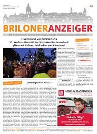 Mvz Bad Fredeburg Briloner Anzeiger Ausgabe Vom 31 05 2017 Nr 20 By Brilon
