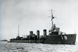 Japanese destroyer Amatsukaze