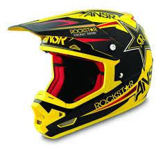 rockstar motocross helmets 169 95 answer mens evolve rockstar vi helmet 2014 161715