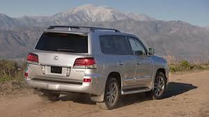 infiniti qx56 vs lexus lx470 2013 lexus lx 570 review notes a big and cushy luxury suv autoweek