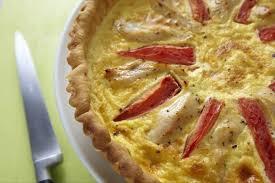 recette de cuisine quiche au poulet recette de tarte de tomate et poulet mariné thym citron facile et