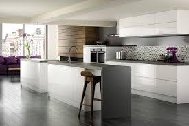cream kitchen grey worktop farmhouse lodge pinterest