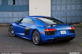 Audi R8 Top Speed - audi r8 5 2 plus the audi of supercars returns audiworld
