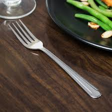 dominion flatware stainless steel dinner fork 12 case