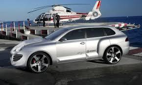 2005 Porsche Cayenne Turbo - car revs daily com concept flashback 2005 rinspeed chopster vs