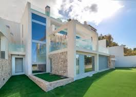 luxury modern villa for sale in altea with panoramic views
