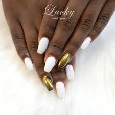 lucky nail spa 26 photos u0026 11 reviews nail salons 45 s new