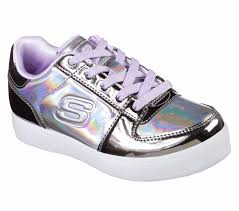skechers energy lights reviews buy skechers s lights energy lights shiny sneaks lace up shoes