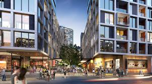 ultra modern apartments in darling square best location in sydney