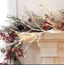 Lit Branches Snow Lit Branches I Believe In Santa Pinterest Snow Light