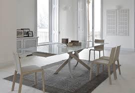 tavoli design cristallo tavoli di vetro moderni tavoli cristallo design allungabili ocrav
