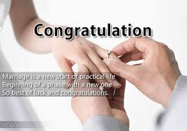 marriage congratulations message congratulation messages on wedding congratulation sms