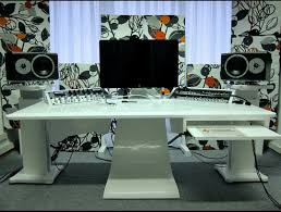 Studio Production Desk by Mastering