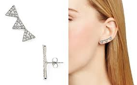 ear climber earrings ear climber earrings bloomingdale s