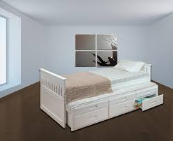 White Bedroom Drawers Uk Cloudseller Captains Bed 3ft White Limited Edition With Underbed