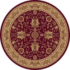 Rugs Bay Area Rugs Bay Area Round Red Brown Floral Pattern Beautiful Classic