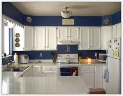Red Walls In Kitchen - awesome small l shaped kitchen design grey walls in kitchen home