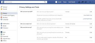 essential facebook settings you need to change now one page