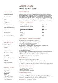 resume examples and sample on pinterest in 23 astounding for