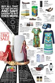metro big sale september 2013 variety of household items