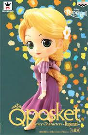 banpresto posket disney characters figure tangled princess