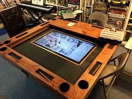 Rpg Gaming Tables Home Design Ideas And Pictures - Board game table design
