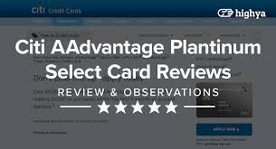 American Airlines Platinum Desk Phone Number Citi Aadvantage Platinum Select Card Reviews Is It A Scam Or Legit
