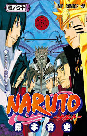 naruto naruto and the sage of six paths u2026 volume narutopedia