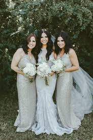silver sequin bridesmaid dresses 34 glamorous and gorgeous sequin bridesmaids dresses sequin