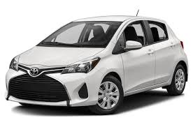 2017 toyota yaris le 5dr liftback pricing and options
