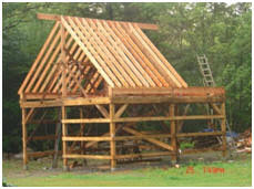 Barn Building Plans Pole Barn Plans
